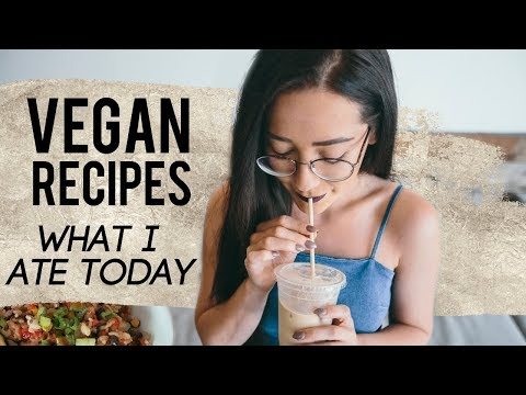 VEGAN WHAT I EAT: QUICK + HEALTHY, WEIGHT LOSS   Caitlin Bea