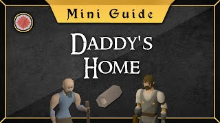 Daddy's home mini quest guide Thumb