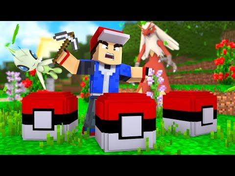 Download *NEW* Pixelmon Lucky Block Challenge - Minecraft Pixelmon Minigames