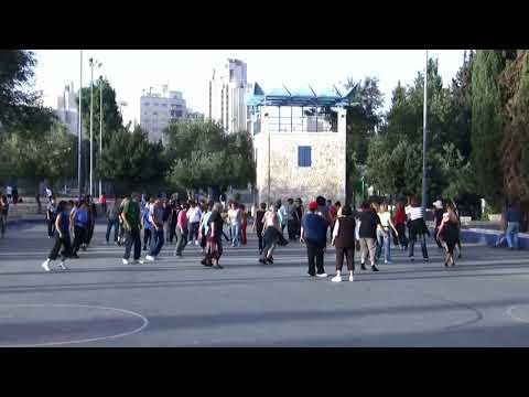 מחרוזת ריקודים לשירי אברהם פריד