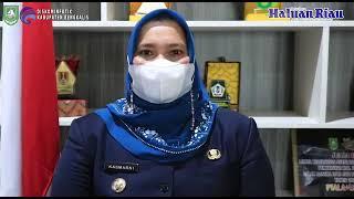 Ucapan Selamat Ulang Tahun Haluan Riau ke-21 dari Bupati Bengkalis