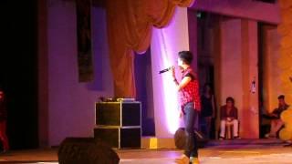 Durano Twins- singing Buko @ Jagna, Bohol
