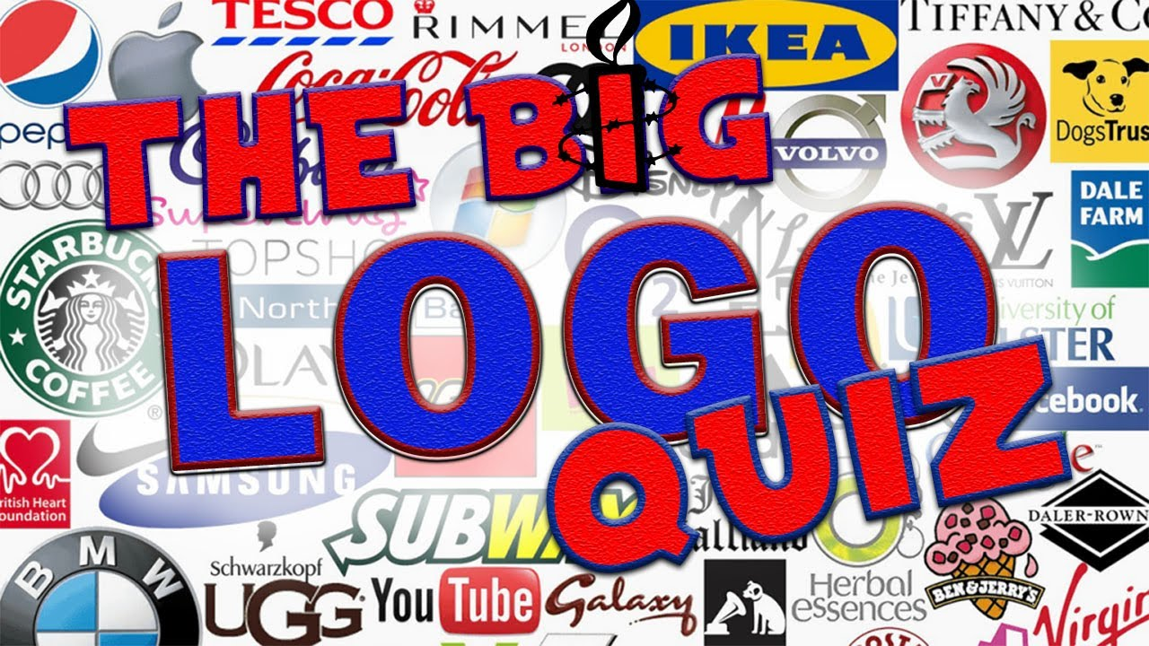 [THE BIG LOGO QUIZ] Can you guess all the logo's?