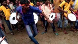 Vinayaka chavithi .my frind dance.