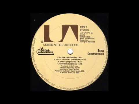 Brass Construction - Get to the point 1976 (remastered) Mp3