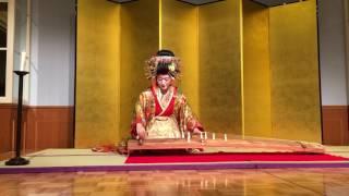 着物屋「和蔵」(滋賀県草津市)の着物パーティーに京都島原の菊川太夫...