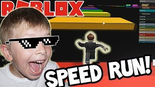 Сумасшедший Забег В Роблокс!!! | Speed Run 4 Roblox Прохождение Игры Roblox Матвей Котофей Роблокс