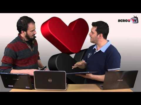 Yeni Nesil Ultrabook'lar Karşı Karşıya - SCROLL