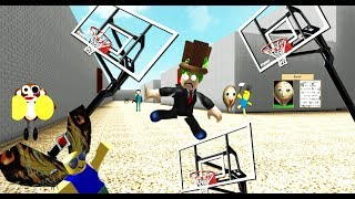 This school is liturally nothing but chaos | ROBLOX | baldi basic
