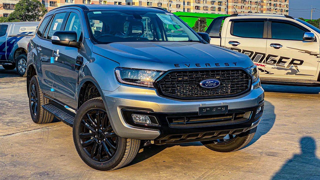 รีวิว Ford Everest Sport 2020 รอบตัวรถ มาดูกันว่า คุ้มมั้ย สนใจรถติดต่อ 065-6758998 แมน
