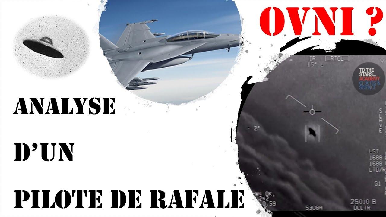 OVNI/TicTac/Nimitz: Analyse avec un pilote de Chasse