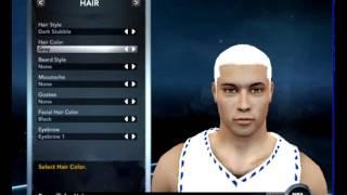 NBA 2K12 PC Problem (Glitchy Graphics)