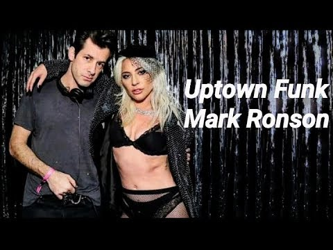 Mark Ronson - Uptown Funk ( Lyrics) Full Song