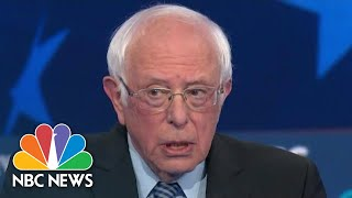 Russia Working To Boost Bernie Sanders' Campaign, According To Sanders' Campaign | NBC Nightly News