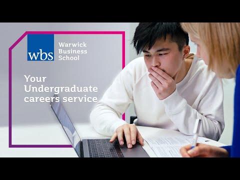Your Undergraduate careers service