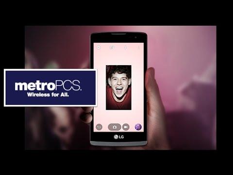 LG Leon LTE for metro PCS
