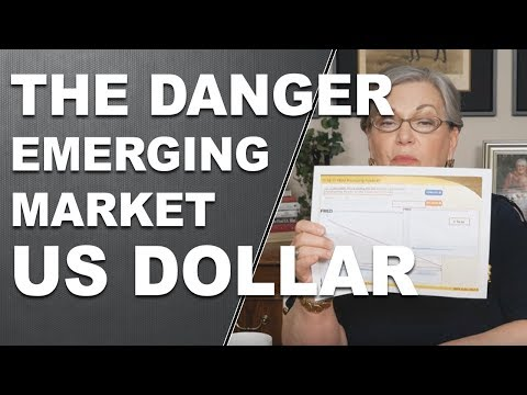 The Danger of Emerging Market US Dollar Denominated Debt