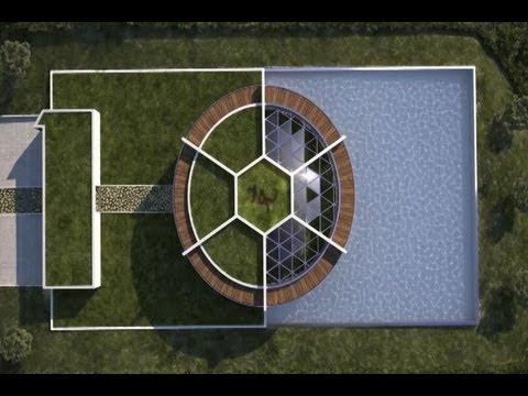 Así es el diseño de la futura casa de Messi