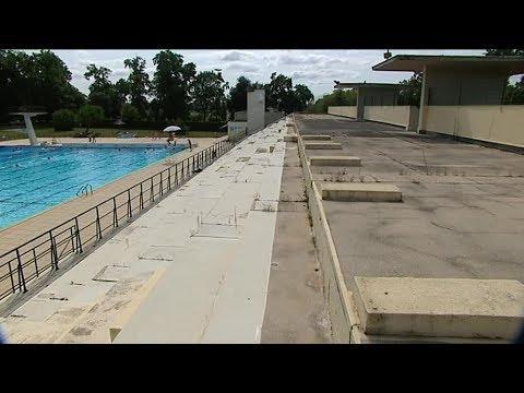 Fermeture de la piscine municipale de Cognac