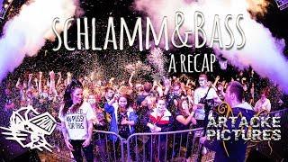 DIY How to buİld a Festival - Schlamm and Bass + Schlammfussball 2019 Aftermovie