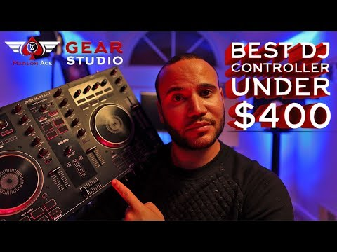 Best DJ Controller Under $400 | Entry - Pro Level DJ Controller |