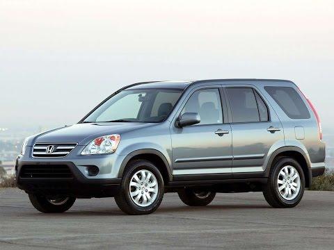 HONDA CR-V 2002 год Бензин 2.4 л. 4WD от РДМ-Импорт