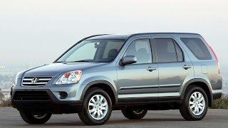 HONDA CR-V 2002 рік Бензин 2.4 л. 4WD від РДМ-Імпорт