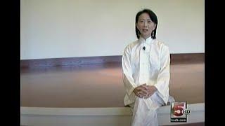 KSDK (NBC in St. Louis, MO) showcased Violet Li