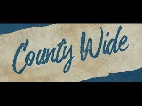 County Wide - National Weather Service - Tony Merriman Warning Coordination Meteorologist