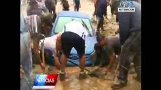 """AntofagastaTV """"Diluvio en Antofagasta"""" 25 de marzo del 2015 parte 1"""