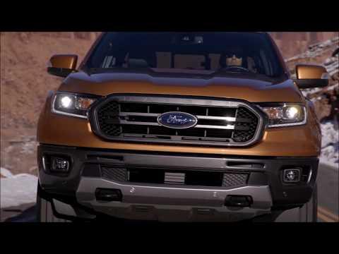 Ford Ranger 2019: detalhes e especificações (EUA) - www.car.blog.br