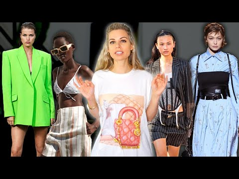 Hot FASHION TRENDS for SUMMER 2021| Summer Fashion Trends & How to Wear Them