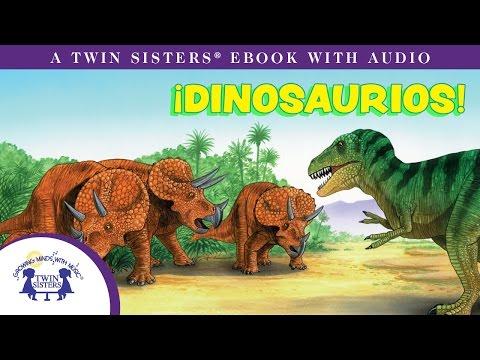 ¡dinosaurios!---un-ebook-con-audio-de-twin-sisters®