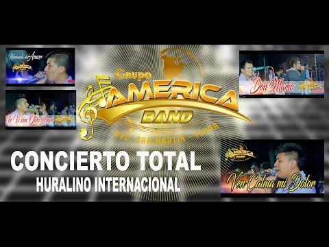 AMERICA BAND EN CONCIERTO HUARALINO INTERNACIONAL 2017 / JUANESMUSIC
