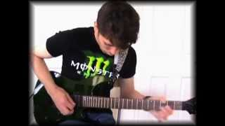 GODZILLA THEME vs METAL GUITAR