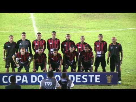 Altos x Moto Clube na Copa do Nordeste