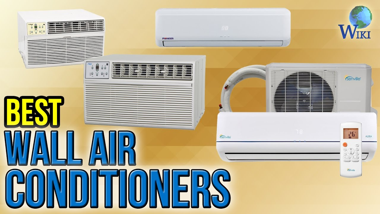 6 best wall air