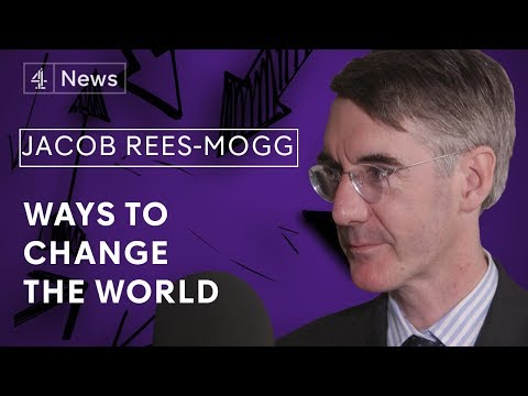 Jacob ReesMogg on not being Prime Minister, immigration and delivering Brexit