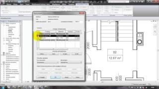 Revit Architecture - Lekcja 18 - Wymiarowanie