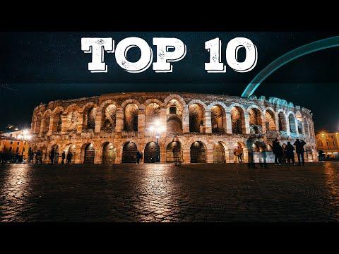 TOP 10 cosa vedere a Verona