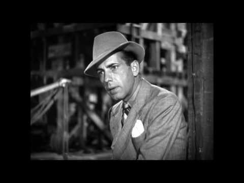 Dead End (1937)   Humphrey Bogart    ~  Scene    720p