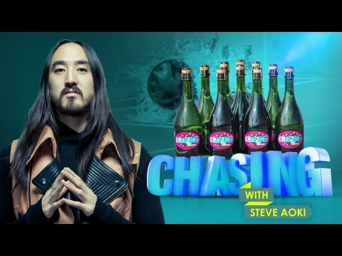 Episode 5: Champagne Bowling Challenge  CHASING with Steve Aoki