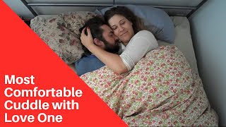 Relationship Goals Sexy  Couple Cuddling in Bed || Hot & Romantic Cuddle || ❤️❤️