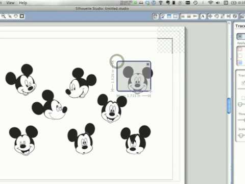 Create Your Own Silhouette Die Cut Elements