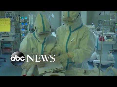11 confirmed US coronavirus cases, experts warn of pandemic | ABC News