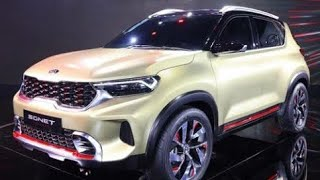 2020 Kia Sonet Suv Launch Price Details Interior Exterior Specifications Features Review