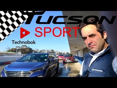 Hyundai Tucson Sport (2019) Driven Quickly - Hot Styling, Impressive Performance!