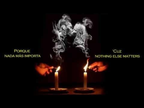 Lucie Silvas - Nothing Else Matters (Cover) English / sub español