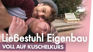 Fynn, Brian & der Liebestuhl / Liegestuhl selber bauen | Kliemannsland