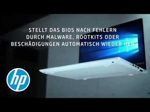 HP Security Solutions: Sure Start Gen4